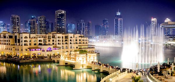 Арабская сказка в Дубае