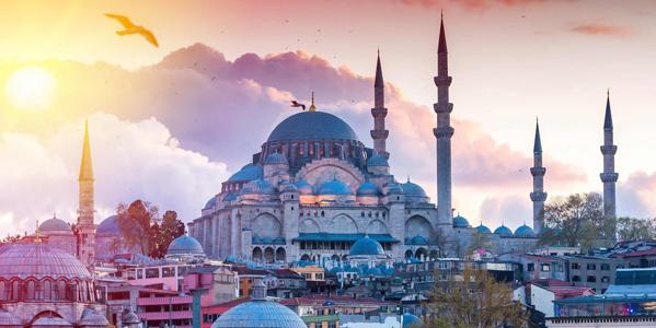 Стамбул с отдыхом на Мраморном море